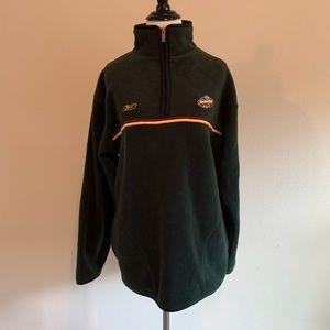 Reebok seattle storm vintage fleece zip up